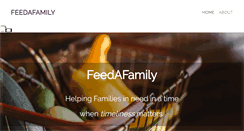 Preview of feed-a-family.org