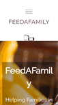 Mobile Preview of feed-a-family.org
